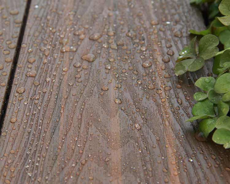 Weatherproof Composite Decking